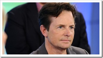 Michael J Fox reflects on Back To The Future role