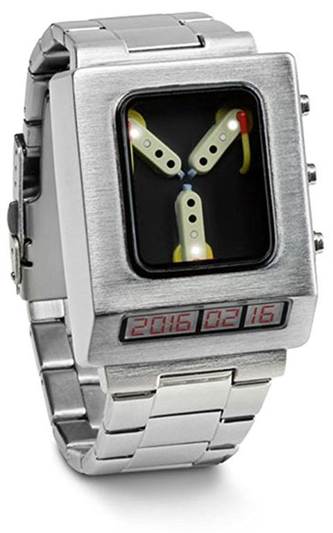 BTTF Flux Capacitor Watch